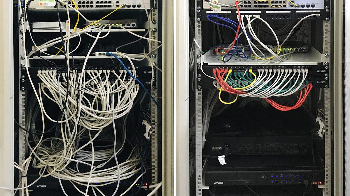 Выбираем шкаф серверный